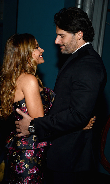 The look of love! Sofia and Joe attended a special tribute to Sophia Loren during the AFI FEST 2014.