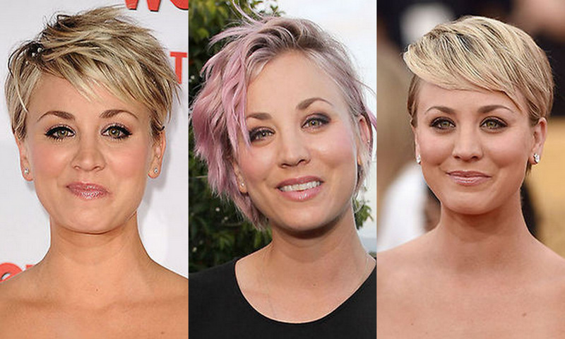 10 times Kaley Cuoco gave us short hair envy - and how to