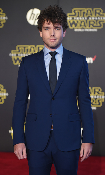 December 14: We might take Taylor Swift's cue and start writing love songs...about her brother! A handsome Austin Swift attended the world premiere of 'Star Wars: The Force Awakens' in Hollywood.