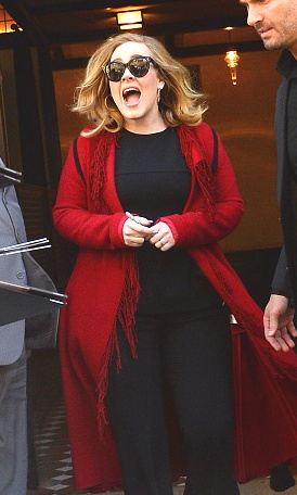 A is for Adele
