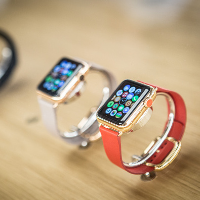 I is for iWatch