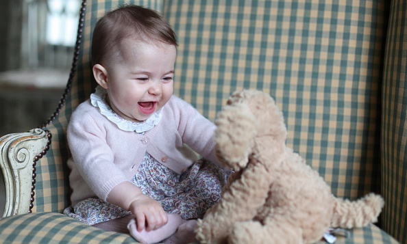 P is for Princess Charlotte