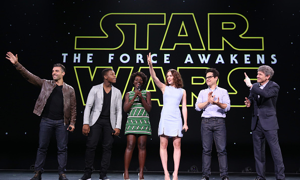 S is for 'Star Wars!'