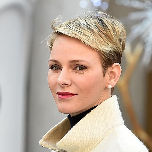 <b>Princess Charlene of Monaco </b><br>