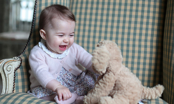 November 2015: Royal cuteness overload! Their was widespread excitement at the release of these sweet photos of 6-month-old Princess Charlotte. Even better? They were taken by no other than her mom Kate Middleton. 