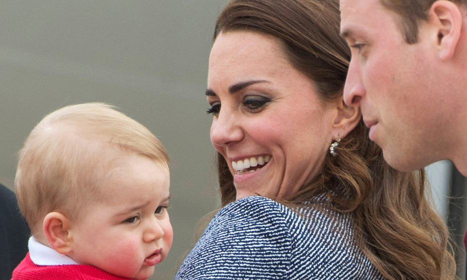 Much to the delight of his mom and dad, George was a hit during the Duke and Duchess of Cambridge's tour of Australia and New Zealand in 2013.