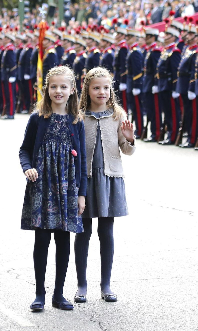 CROWN PRINCESS LEONOR OF SPAIN