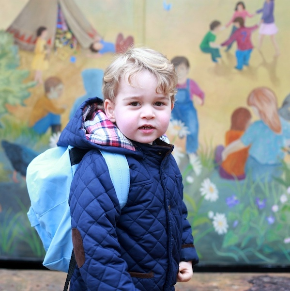 Prince George had previously been signed up to a trendy and reasonably-priced Montessori preschool near the Duke and Duchess of Cambridge's longtime home, Anmer Hall on the Queen's Sandringham estate in Norfolk. 