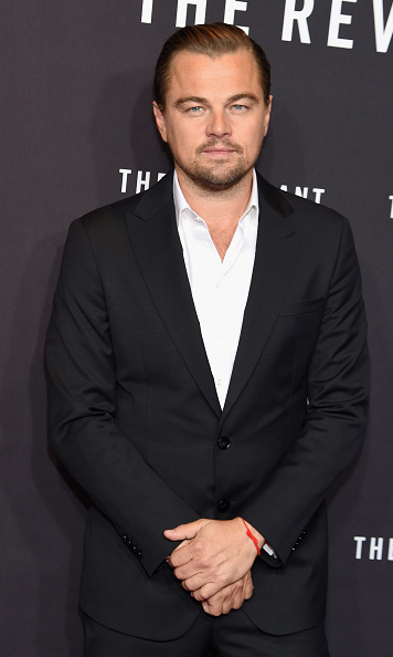 January 6: Leonardo DiCaprio sported a cleaner look, and spent time with his good pal Jonah Hill during a screening of his new film 'The Revenant' in New York City. 
