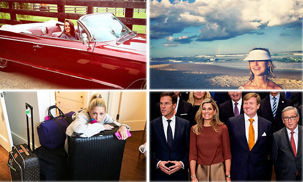 Warmer climates seemed to be calling the royals this week, with Princess Elizabeth Von Thurn Und Taxis and Princess Stephanie's daughter Pauline Ducruet spotted in Australia, and Princess Diana's niece Lady Kitty Spencer's hitting the beach in South Africa. Click through for the week's best royal photos!
