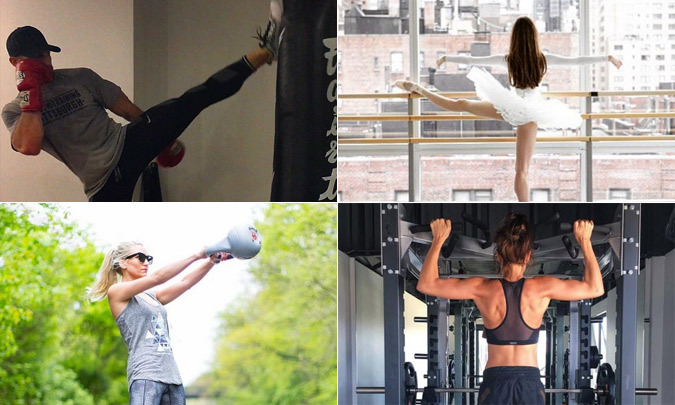 Struggling to stick to your new fitness regime? Lacking motivation? Well look no further! From celebrity trainers to yogis and ballerinas, these Instagram accounts give us some serious #fitspo.