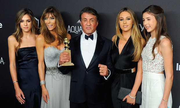 Sylvester Stallone: My Oscar nomination proves to my kids ...