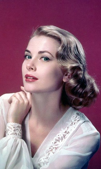 GRACE KELLY: Don't be bashful with blush