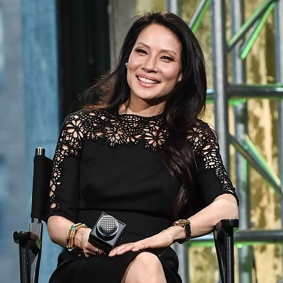 Lucy Liu on raising her son and working: 'You shouldn't stop your life'