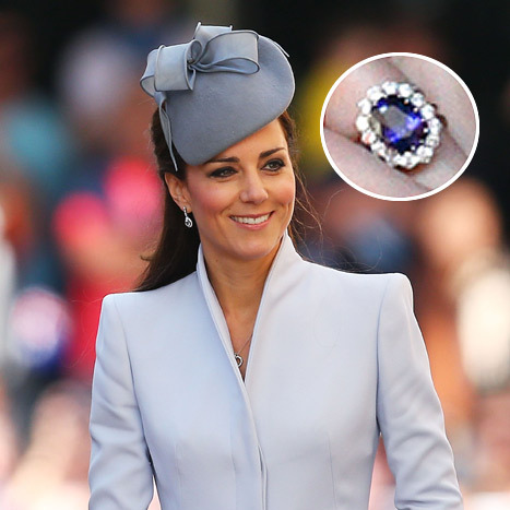 <b>Kate Middleton - $500K</b>