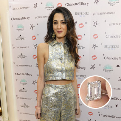 <b>Amal Clooney - $750k </b>