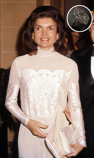 <b>Jacqueline Kennedy Onassis - $2.6M</b>