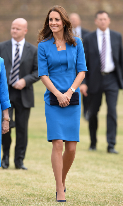 Kate Middleton Style The Duchess Best Outfits For The