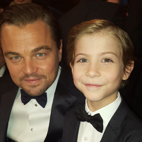 "Jacob made hearts around the country melt with this adorable snap of himself and Leonardo DiCaprio. Recounting his meeting with the 'Revenant' actor at the SAG Awards, he told Ellen DeGeneres, ""I noticed a huge line of people trying to meet [Leo]. And I was just like, 'Oh, I'm a kid. I can skip it.' So I skipped it and just said, 'Hi.'""