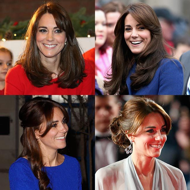 "Bangs are a great way to spice up any hairstyle, but can be a nightmare to deal with. For some advice on the matter, we look to none other than the style icon herself, <a href=""http://us.hellomagazine.com/tags/1/kate-middleton/"" target=""_blank""><strong>Kate Middleton</strong></a>. Ever since she debuted the look, Kate has been an inspiration on how to style bangs and grow them out without the ""growing pains"" we've all come to hate.
