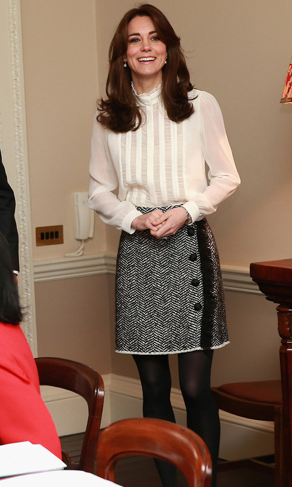 Kate middleton style the duchess best outfits for the office hello