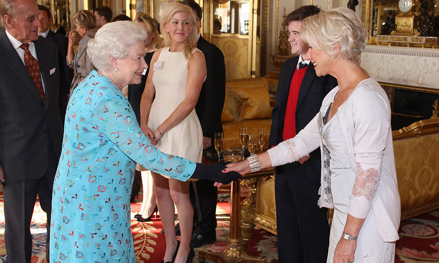 Dame Helen Mirren