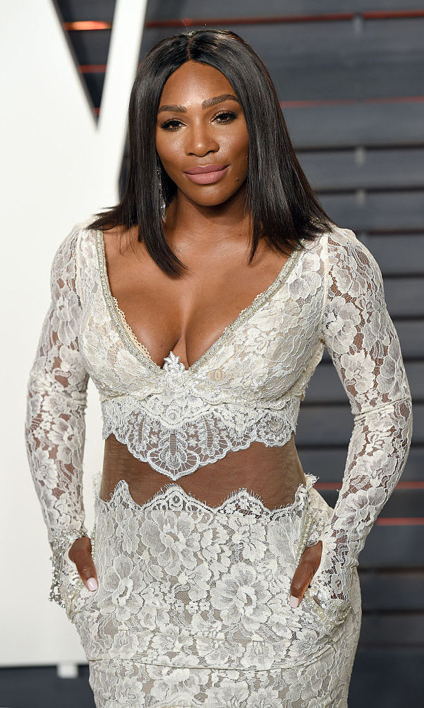 "<a href=""http://us.hellomagazine.com/tags/1/serena-williams/""><strong>Serena Williams</strong></a>