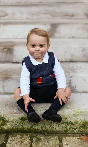 Kate Middleton initially tried her hand as a photographer to capture son Prince George's first birthday snaps.