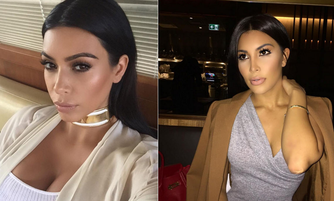 <B>Kim vs. Kamilla</B>