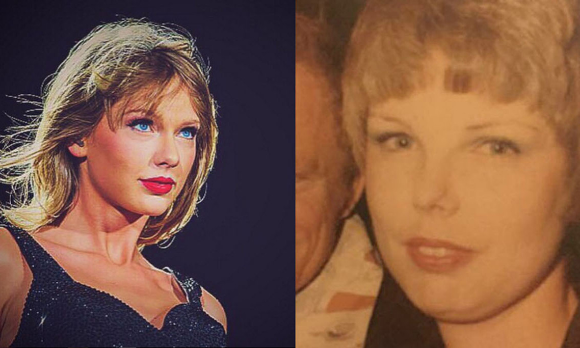 <b>Grandma Swift?</B>
