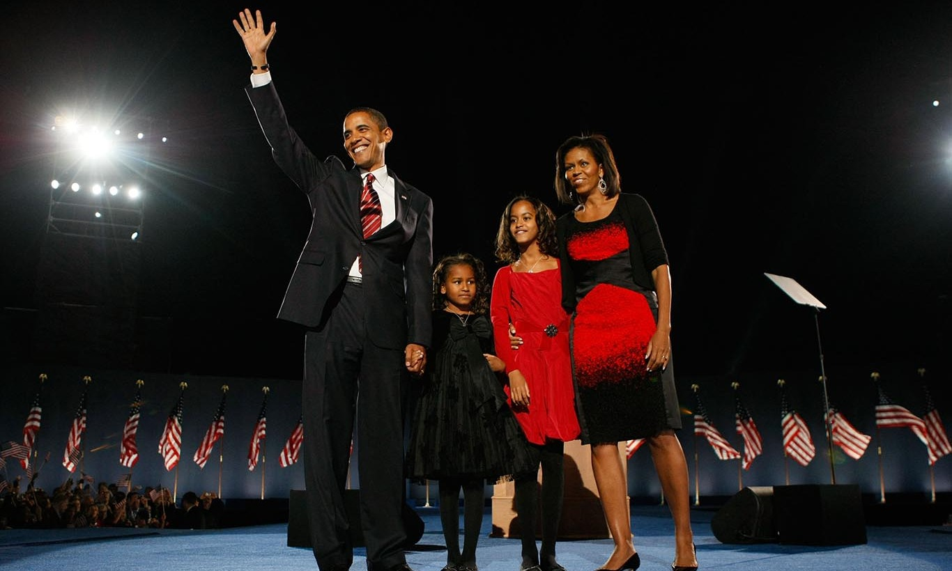 Since their debut in the international spotlight in 2008, former President Obama's daughters Malia and Sasha charmed the country their grace and style. Here's a look at the sisters' fashion over the years.