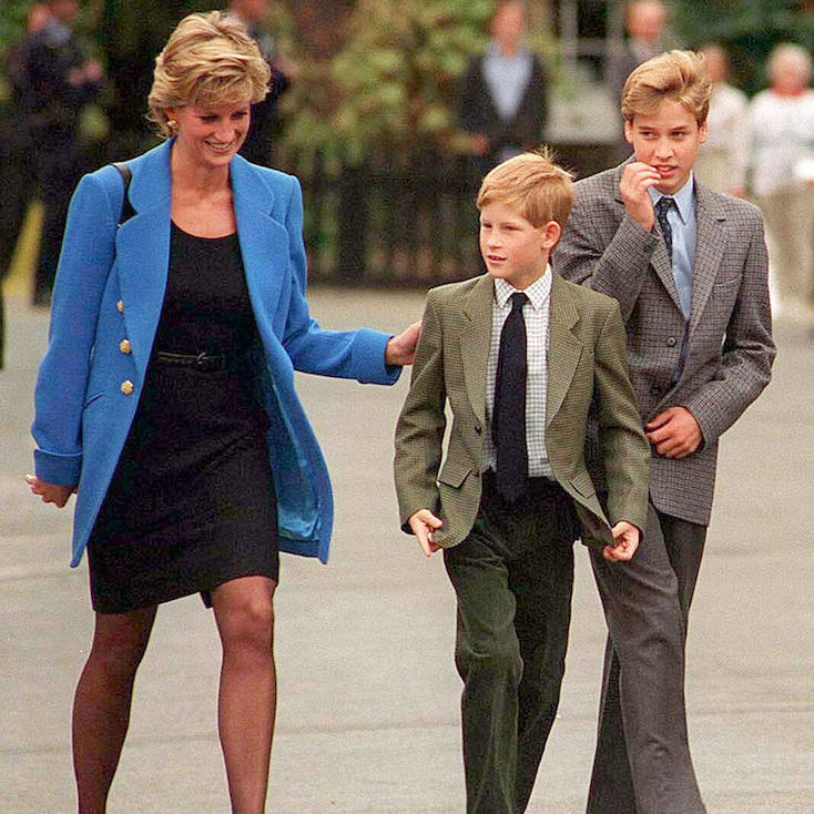 Since Princess Diana's death in a tragic Paris car crash on August 31, 1997, her sons Prince William and Prince Harry have carried on her legacy. The brothers have grown up to be fine young men, a credit to the down-to-earth parenting that Diana, who was born in 1961, was determined to provide for her children. 