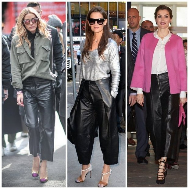 Olivia Palermo Shows Us All The RIGHT Way To Wear A Tuxedo images