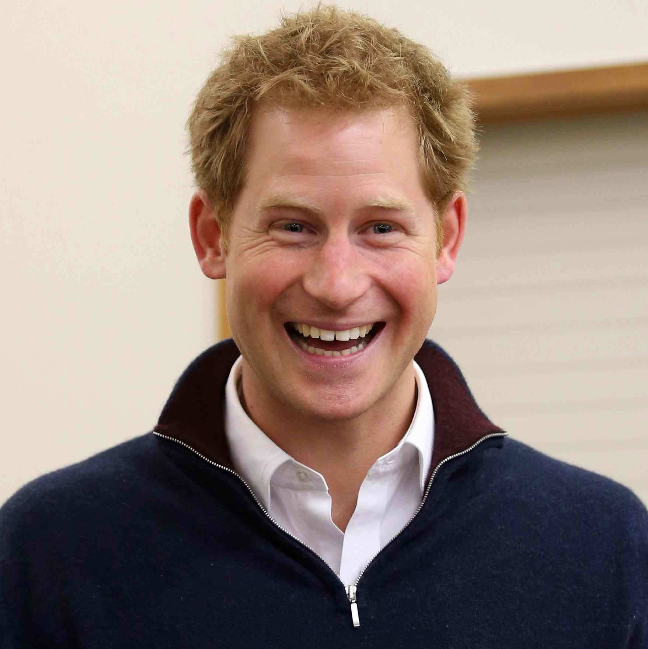 """Prince Harry Can Enjoy A """"ginger Discount"""" At This"""