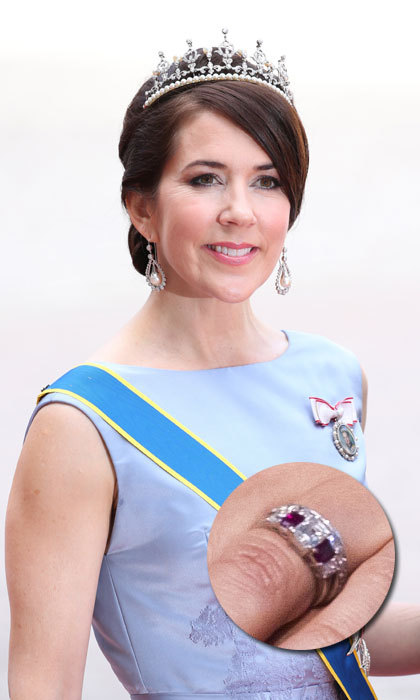 "<a href=""http://us.hellomagazine.com/tags/1/princess-mary""><strong>Princess Mary of Denmark</strong></a>