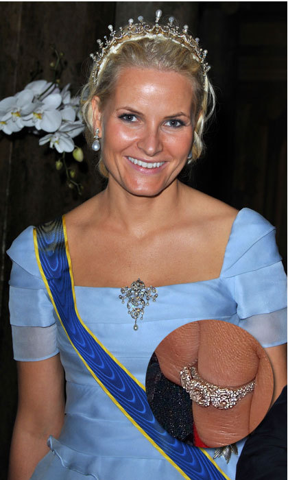 "<a href=""http://us.hellomagazine.com/tags/1/crown-princess-mette-marit""><strong>Crown Princess Mette-Marit of Norway</strong></a>