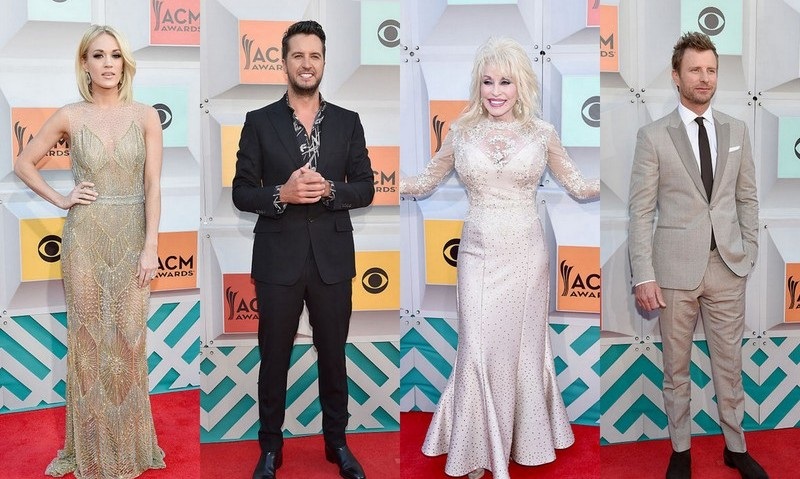 Vegas has gone country! The stars turned out their Sunday best for the ACM Awards from the MGM Grand Garden Arena. Click to see the best looks from the red carpet.