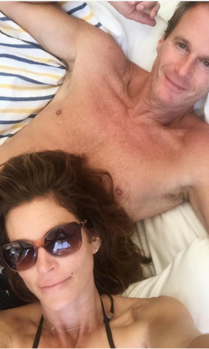 <b>6. Smile - and look sultry.</b>