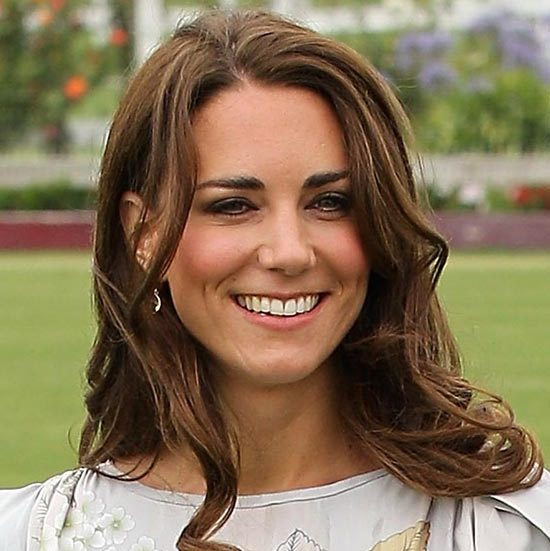 Kate had a relaxed but picture perfect California look for a polo match in Santa Barbara.