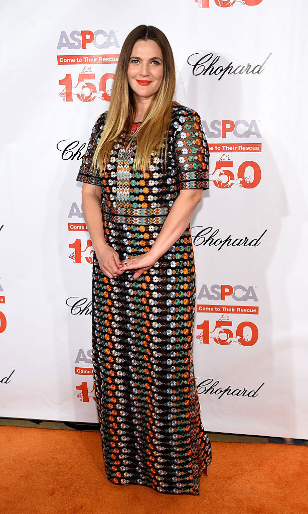 Kate Middleton and Drew Barrymore wear same dress — on ...