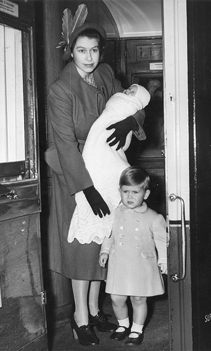 She was baptized Anne Elizabeth Alice Louise at Buckingham Palace on October 21, 1950. 