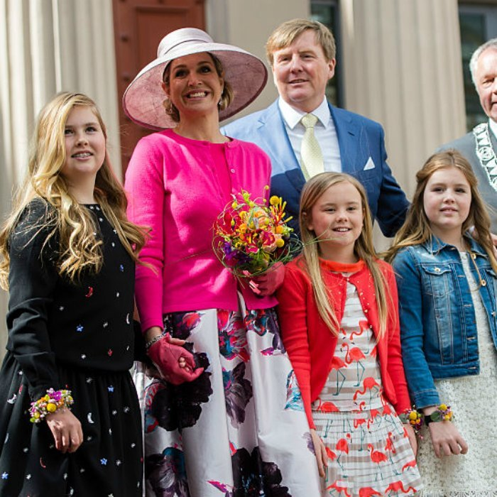 1000 Ideas About Kings Day Netherlands On Pinterest: An Up Close Look At How The Dutch Royal Family Celebrated