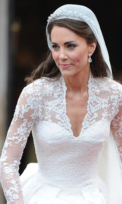 Kate Middleton's wedding dress: A closer look at the ...