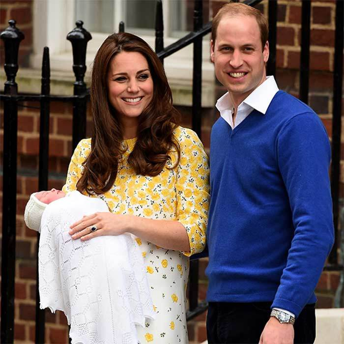 "On Monday May 4, it was announced that the couple had decided to name their daughter <a href=""http://us.hellomagazine.com/tags/1/princess-charlotte/""><strong>Charlotte Elizabeth Diana</strong></a> – a fitting way to pay tribute to both Prince William's late mother Princess Diana and his grandmother The Queen.
