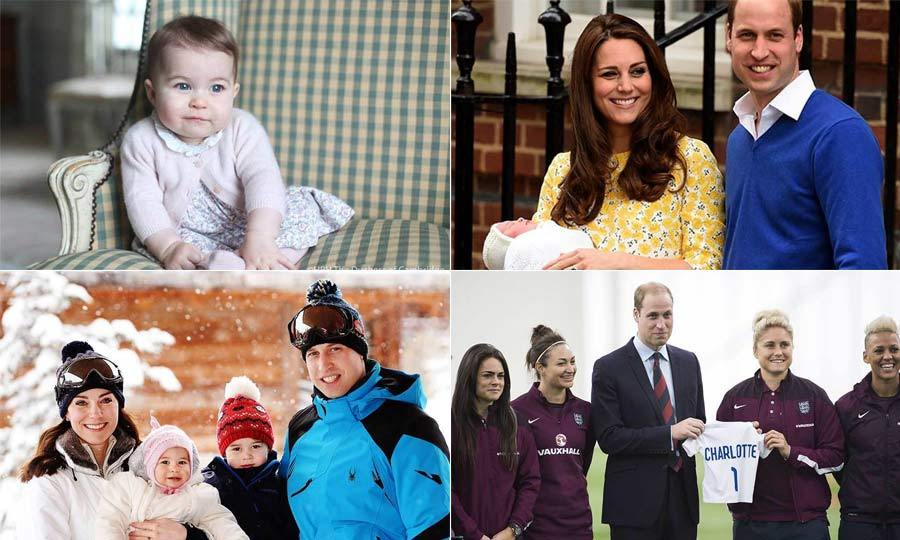 "Princess Charlotte has been described as ""very easy, very sweet"" by her father Prince William. We take a look back at Charlotte's milestones and fill you in on everything you need to know about the young princess so far."