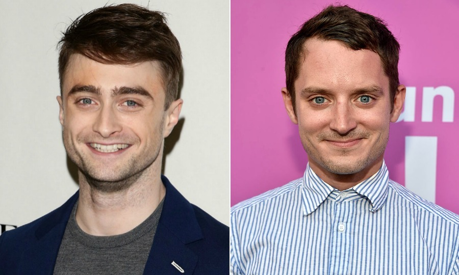 "Sure, Daniel Radcliffe (left) and Elijah Wood (right) have starred in magical franchises, but this wizard and hobbit are not the same person. In 2001, the <i>Harry Potter</i> star told GQ that he has been mistaken for the Frodo Baggins actor. ""I was in Japan and someone held out a photo of him for me to sign. I couldn't say it in Japanese so I wrote, 'I'm not Elijah Wood but thanks anyway, Daniel Radcliffe,'"" he revealed. ""If I was a bit more puerile I would have written 'The Lord Of The Rings is rubbish.'""