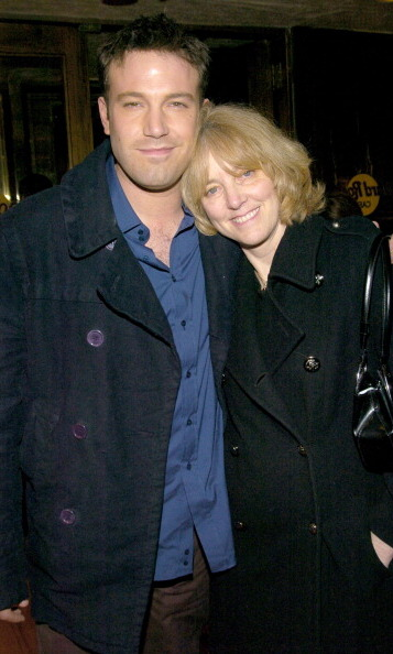 "<a href=""http://us.hellomagazine.com/tags/1/ben-affleck""><strong>Ben Affleck </a>and his mother Chris Affleck:</strong>