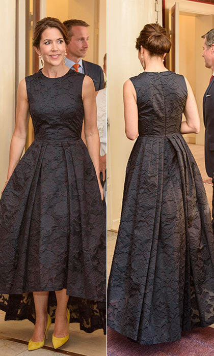 Europe's princesses love this H&M dress – but who wore it ...