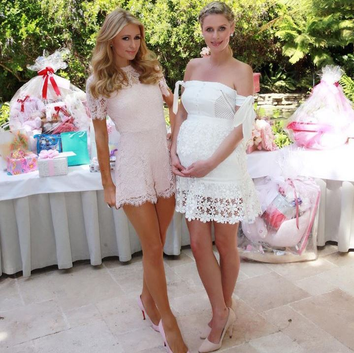 Nicky Hilton Celebrates Her Baby Girl At A Lavish Baby