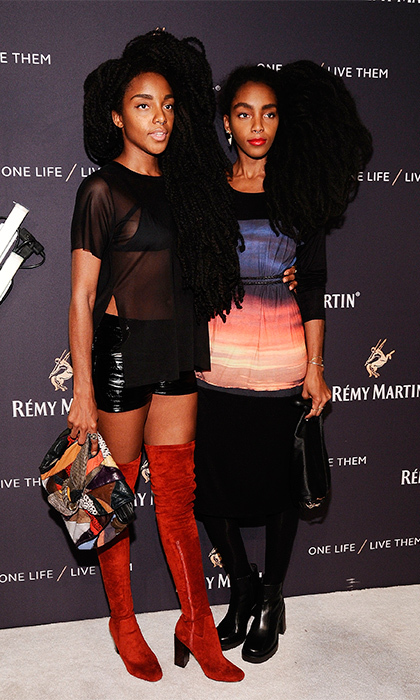 <b>TK Wonder and Cipriana Quann</b>